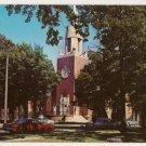 First United Methodist Church-Mason City Iowa Postcard