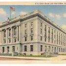 Court House and Post Office-Lincoln Nebraska