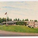 Charter House Motor Hotel-Kittery Maine Postcard