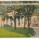 Hall of Springs-Saratoga Springs New York Postcard