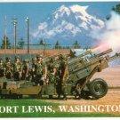 Howitzers-Fort Lewis Washington