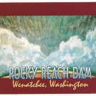 Rocky Reach Dam-Wenatchee Washington