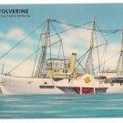 The Wolverine-Iron Hulled Battleship