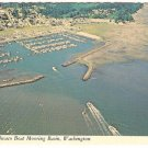 Port of Ilwaco Boat Morring Basin Washington