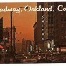 Broadway-Oakland California