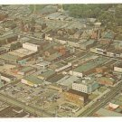 Aerial view of Fayetteville North Carolina