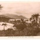The Bay Cape Lighthouse and Lumley Beach-Sierra Leone RPPC