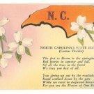 Cornus Florida-North Carolina's State Flower