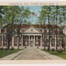Roanoke College-Salem Virginia Postcard