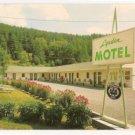 Lyndon Motel-Lydon Vermont Postcard