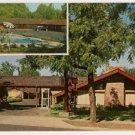 The Villa Motel-Oroville California Postcard