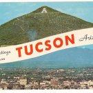 Greetings from Tucson Arizona