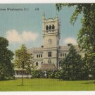 Soldiers Home-Washington DC Postcard