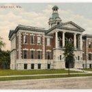 City Hall-Green Bay Wisconsin Postcard