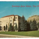 Colfax County Bldg-Raton New Mexico