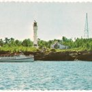 Excursion Vessel Chippewa-Bayfield Wisconsin