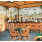Everglades Lounge and Mural-The Clewiston Inn-Clewiston Florida