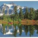 Mt Shuksan Washington