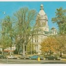 County Court House-Rockville Indiana Postcard