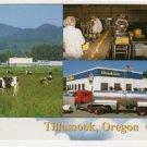 Views of Tillamook Oregon Postcard