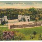 Open Air Theatre-Brackenridge Park-San Antonio Texas
