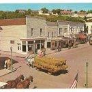 Main Street-Mackinac Island Michigan