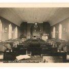 The Little Brown Church in the Vale-Nashua Iowa RPPC