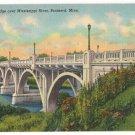 Bridge over Mississippi River-Brainerd Minnesota
