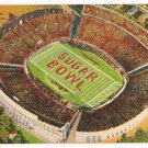 The Sugar Bowl-Tulane Stadium-New Orleans Louisiana