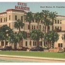 Hotel Marion-St Augustine Florida