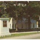 Stephen A Douglas Birthplace-Brandon Vermont