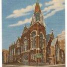 First Baptist Church-Dallas Texas
