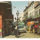 Toulouse and Royal Streets-New Orleans Louisiana