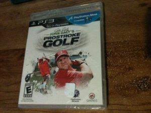 NEW! John Daly's Prostroke Golf (PS3) pro stroke pga sports