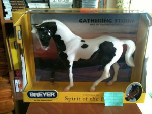 NEW BREYER Gathering Storm 1456 2011 Spring Collector A
