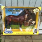 Breyer Joey War Horse Book Gift Set #1489 LIMITED EDITION