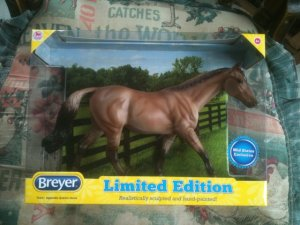 Breyer Fawn Classic Mid States Exclusive Limited Edition #701723