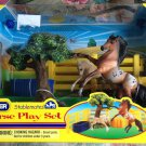 BREYER Stablemates Horse Play Set #5409