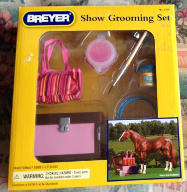 BREYER Show Grooming Set #1379 Accessory