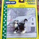 BREYER Companion Animals Silver Tabby Cat #1511