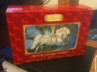 BREYER Neptune Carousel Ornament #700606
