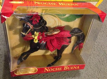 BREYER Noche Buena #700112 2012 Holiday Horse