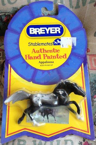BREYER Stablemates Appaloosa #5907 G3 Mustang