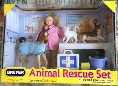 Breyer Animal Rescue Set #61036