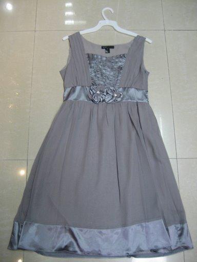 Marc Jacobs Silk Runway Dress