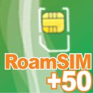RoamSIM +50