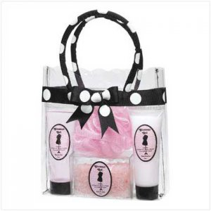 35624 - Fine French Bath Set  Mother's Day Special