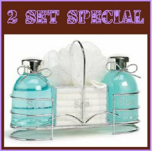 36395 - SPECIAL - Sea Mineral Spa Set
