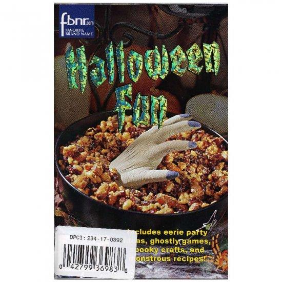 Halloween Fun Magazine