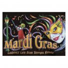 Mardi Gras Short Sleeve T-Shirts